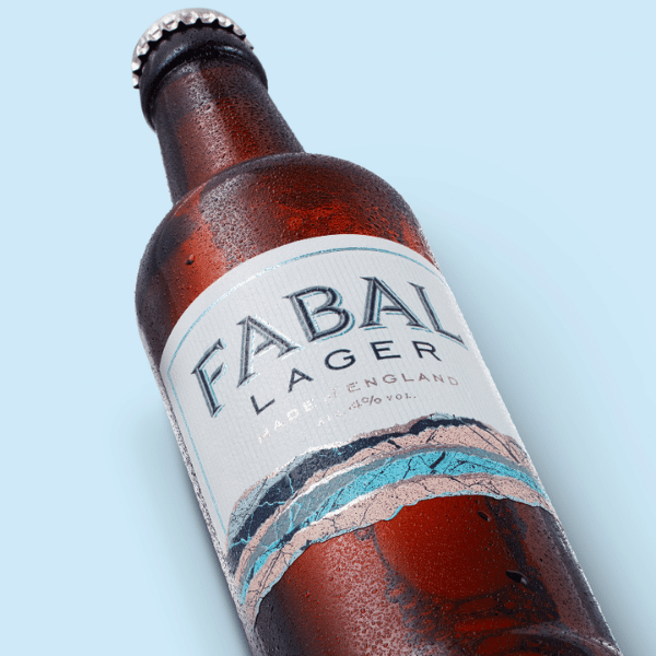 Fabal Lager from Made Of England