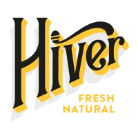 Hiver Beers logo | Honey beer, blond beer and session IPA